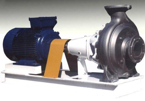Bomba centrífuga tipo NRS - ELECNOR