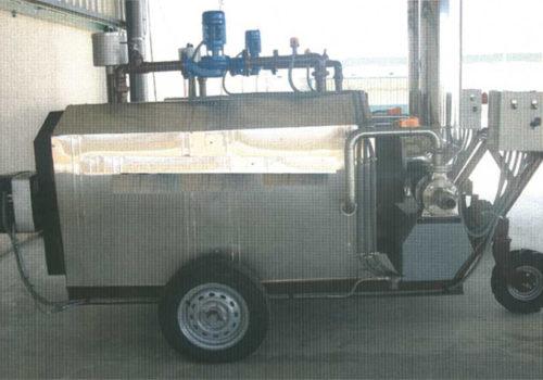 Brine heater CPS-1000 model